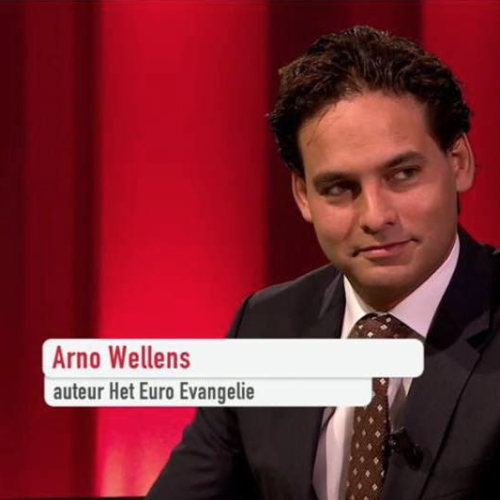 Wie is Arno Wellens?